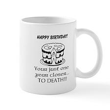 Birthday T Mug
