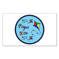 Papa Kite Decal