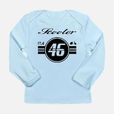 VESPA ITALIA 1946 Long Sleeve Infant T-Shirt