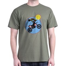 Dirt Bike Jump T-Shirt