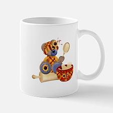 TeddyBear Chef Mug
