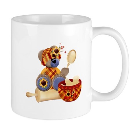 TeddyBear Chef Mug