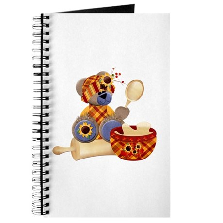 TeddyBear Chef Journal