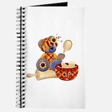 TeddyBear Chef Journal