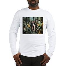 Cute J Long Sleeve T-Shirt
