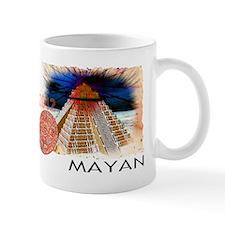 mayan calender Mug