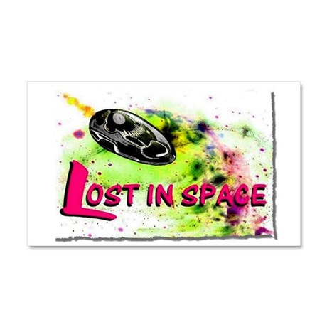 lost in space Car Magnet 20 x 12
