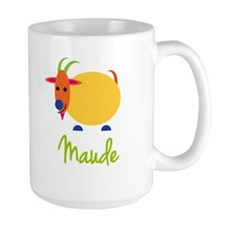 Maude The Capricorn Goat Mug