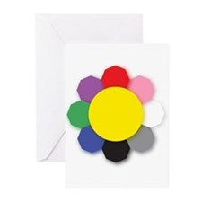Lucky Bagua Greeting Cards (Pk of 10)