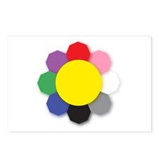 Lucky Bagua Postcards (Package of 8)
