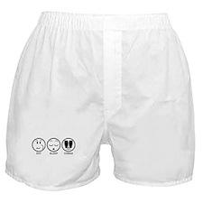 Eat Sleep Conga Boxer Shorts