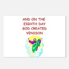 venison Postcards (Package of 8)