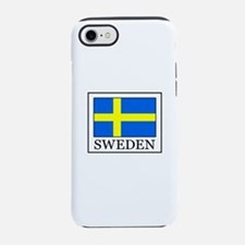 Sweden iPhone 7 Tough Case