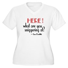 Liza Doolittle Quote T-Shirt