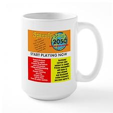 Spamnipotent 2050 Mug