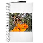 Beautiful Monarch Journal