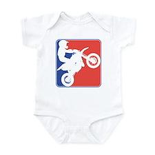 PeeWee Motocross Infant Creeper