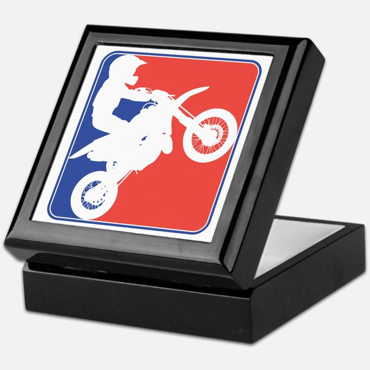 PeeWee Motocross Keepsake Box