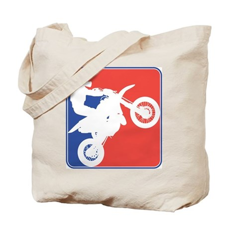 PeeWee Motocross Tote Bag