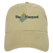 Martha's Vineyard MA - Seashells Design. Baseball Cap