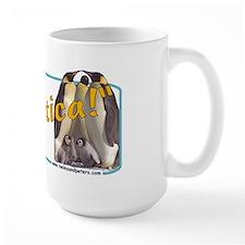 Come In Antarctica Mug