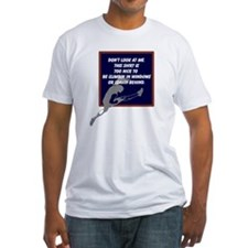 Too Nice Not the Perp - comme Shirt