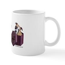 I Asked God -Shirt -PitBullTerrier,TnBlWh Mugs
