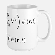 Schrodinger equation, older n Mug