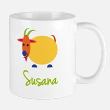 Susana The Capricorn Goat Mug