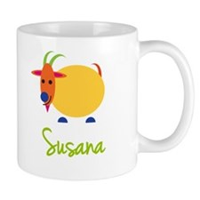 Susana The Capricorn Goat Mug