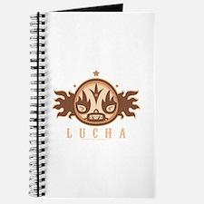 Lucha Masked Wrestler Journal
