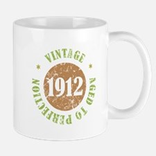 Vintage 1912 Aged To Perfection Mug