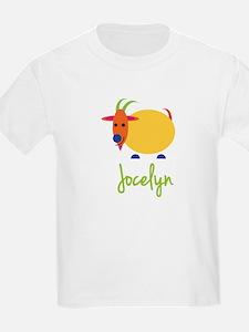 Jocelyn The Capricorn Goat T-Shirt
