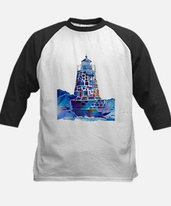 Castle Hill Lighthouse R.I. Tee