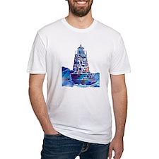 Castle Hill Lighthouse R.I. Shirt