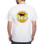 ACES White T-Shirt