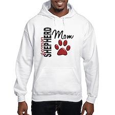 German Shepherd Mom 2 Hoodie
