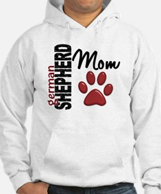 German Shepherd Mom 2 Hoodie