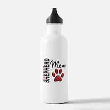 German Shepherd Mom 2 Water Bottle