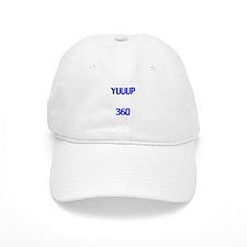 YUUUP 360 Baseball Cap