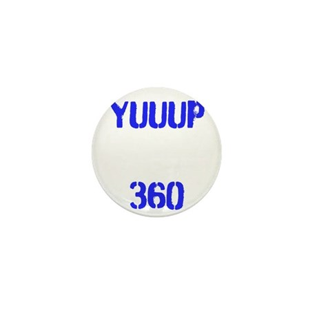 YUUUP 360 Mini Button (10 pack)