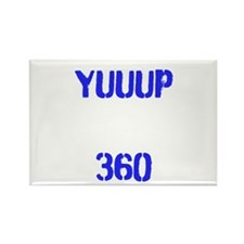 YUUUP 360 Rectangle Magnet