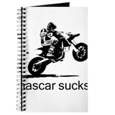wheelie white nascar sucks Journal