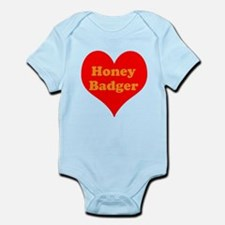 Love Honey Badger Infant Bodysuit