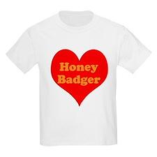 Love Honey Badger T-Shirt