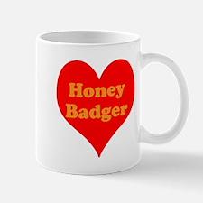 Love Honey Badger Mug