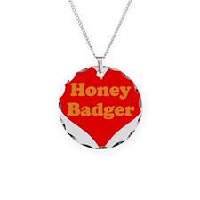 Love Honey Badger Necklace