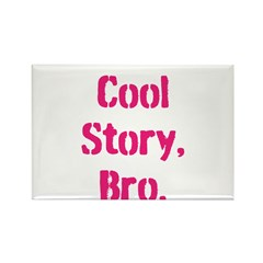 Cool Story Bro Rectangle Magnet (100 pack)