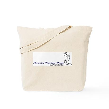 Ridgeback Rescue Tote Bag