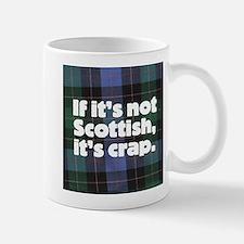 Scottish Large Mugs
